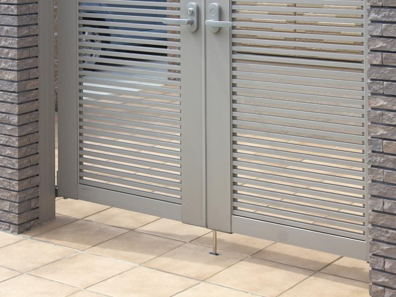 門扉、門柱